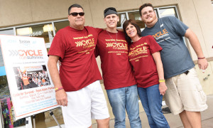 Fight Against Cancer – Sports Team Rally For Young Parklander