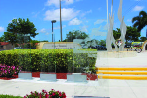 Veterans' Honor Wall in Coral Springs
