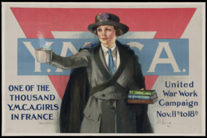 WWI, disease, and the Y Girls