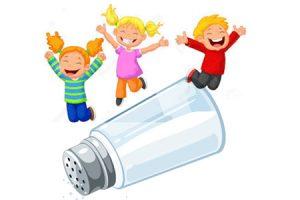 Kids and Sodium Intake