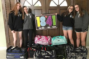 Project 1841 Brings Smiles to Foster Care Teens